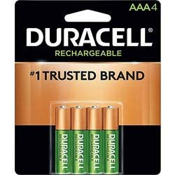 Replacement For Panasonic Kx-tg6672b Cordless Phone Battery By Technical Precision 4 Pack