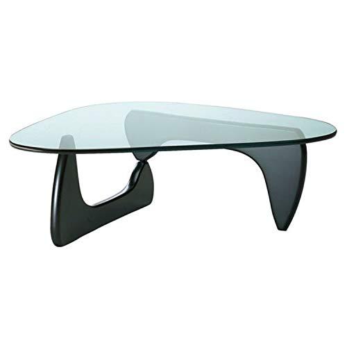 Desconocido Mesa Noguchi Table – diseño de Isamu Noguchi – Pie de Madera Lacado en Negro Envio INMEDIATO Desde ESPAÑA