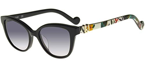 Liu Jo Jeans LJ3602S, Gafas para Mujer, Ebony, Talla única