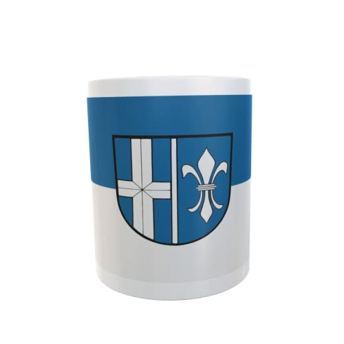 U24 Tasse Kaffeebecher Mug Cup Flagge Philippsburg