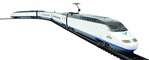 Mehano Ave Tren-Juguete de modelismo ferroviario, Color
