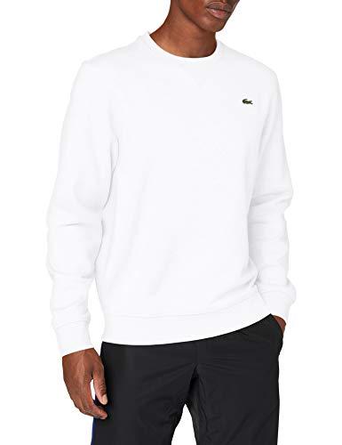 Lacoste Herren SH1505 Sweatshirt, Schwarz, 7