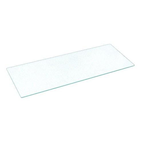 Ripiano in vetro per Smeg frigorifero congelatore equivalente a 775650527