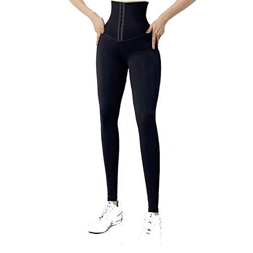 LBBL Women High Waist Legging, Push Up Fitness Sports Leggins Corset Slim Highligt Leggings Sportswear Femme Tights Leggings (Color : A, Size : Small)