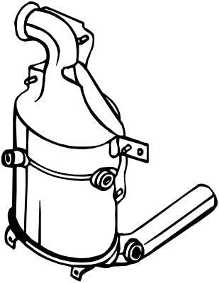 BOSAL Ruß- / Partikelfilter Abgasanlage für OPEL COMBO Kasten/Kombi X12