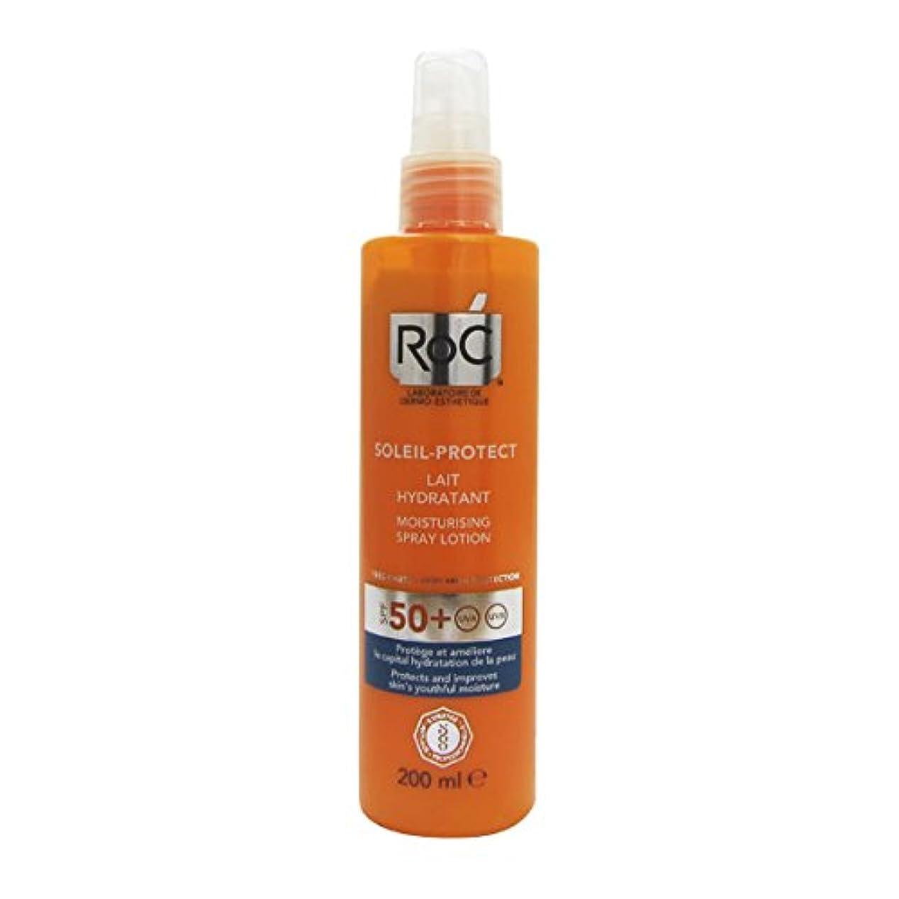火山のレッスンねばねばRoc Soleil Protect Hydrating Fluid Spf30 200ml [並行輸入品]