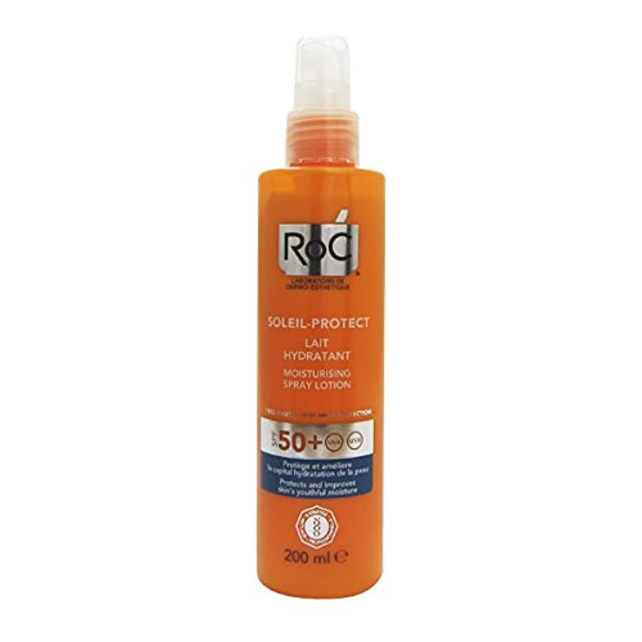 入射速記誘導Roc Soleil Protect Hydrating Fluid Spf30 200ml [並行輸入品]