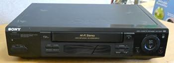 Sony SLV-798HF Video Cassette Recorder Player VCR VHS
