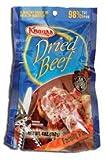 Knauss Dried Beef 4 Oz (6 Pack)