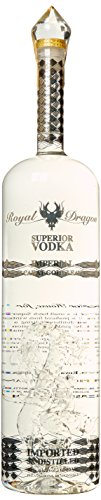 Royal Dragon Vodka Imperial - 6000 ml