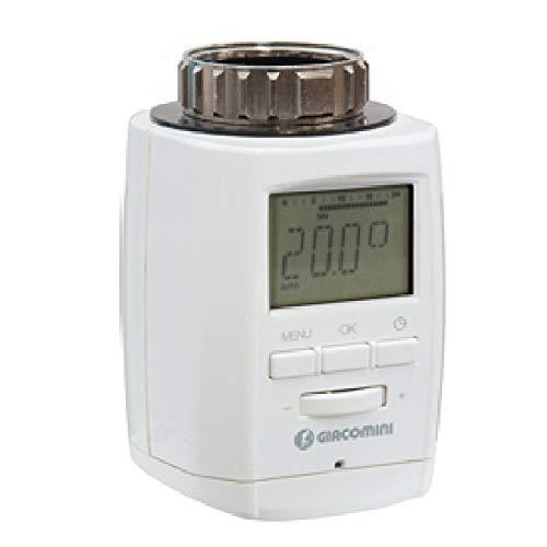 K470W Chronothermostat para radiador de ondas de radio K470WX001 GIACOMINI