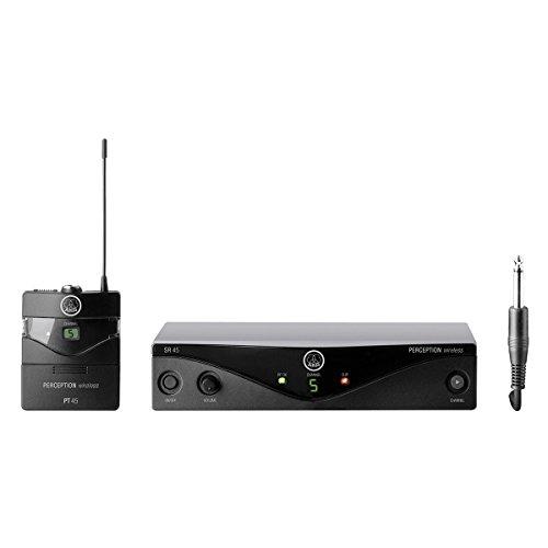 Brand Akg WMS45 Perception Instrumental Set B2 frecuencia 774.100-777.900 MHz