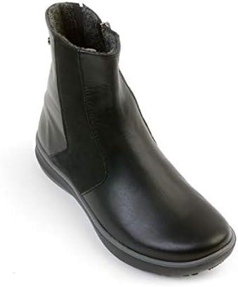 Arcopedico Black Snow Boot
