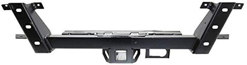 Koolzap For 09-14 F150 Truck Styleside Rear Bumper Reinforcement Impact Bar Beam Upgrade-Tow