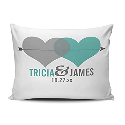 WEINIYA Home Decoration Design Pillow Case Aqua Mint and Turquoise Native American Madala Lizard Pattern Throw Pillowcase Custom Cushion Cover Boudoir Inches One Sided Printed (Set of 1)