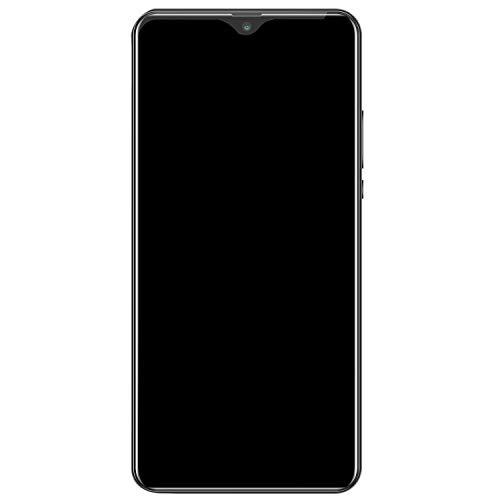 JVSISM Rino RAM 3G Rom 64G Smartphone Un Schermo Intero Sistema Operativo Android 9.1 Dual SIM Card 4G Telefoni, Spina Europea Nera