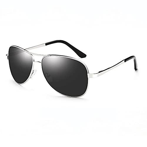 Miduer Gafas De Sol para Hombre Gafas De Sol Gafas De Conducción para Hombres, Día Y Noche, Gafas De Sol De Doble Propósito Que Cambian De Color, Visión Nocturna, Espejos De Conducción Polarizados