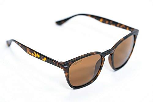 Korda Shoreditch Matt Toroise Shell/Brown Lens K4D13 Brille Angelbrille