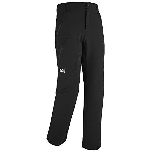 MILLET All Outdoor RG PT Pantalon de randonnée Homme, Noir, 36