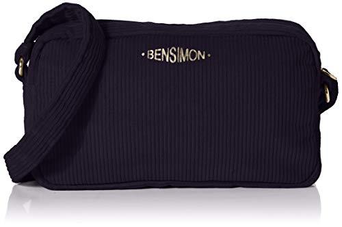 BensimonClutch BagDonna]Blu (Marine)6x15x25 centimeters (W x H x L)