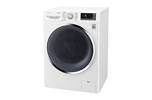 LG F14WD96TH2 Waschtrockner - Schwarz / Weiß, 1400 U/Min