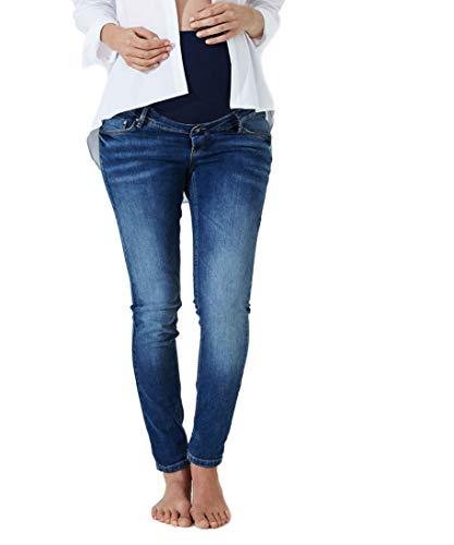 Christoff Designer Umstandsjeans Vintage extra extralang Damen Straight Leg Jeans Gr. 40/Length: 36