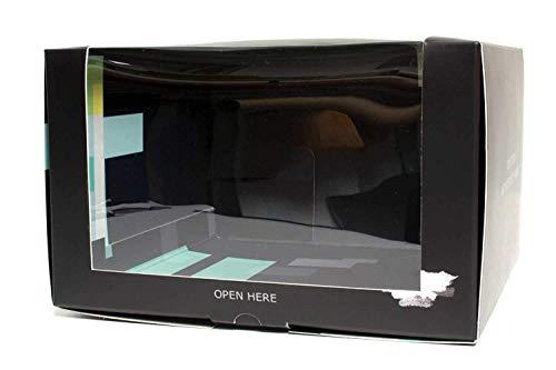 DUB SPENCER Cap Sammel-Box - Snapback Collectors Box Sammel Karton mit Sichtfenster
