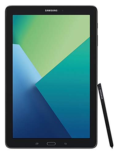 Samsung Galaxy Tab A with S Pen Tablet 10.1' (3 GB RAM, WiFi, 16 GB, Android) black