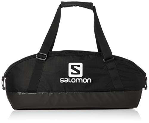 Salomon Prolog 40 Bolsa de Deporte 40 L, Unisex Adulto, Negro, Talla única