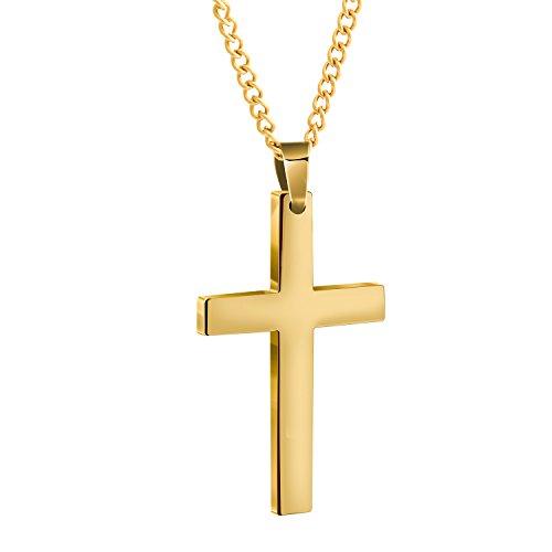 Bliqniq -   Edelstahl Kreuz