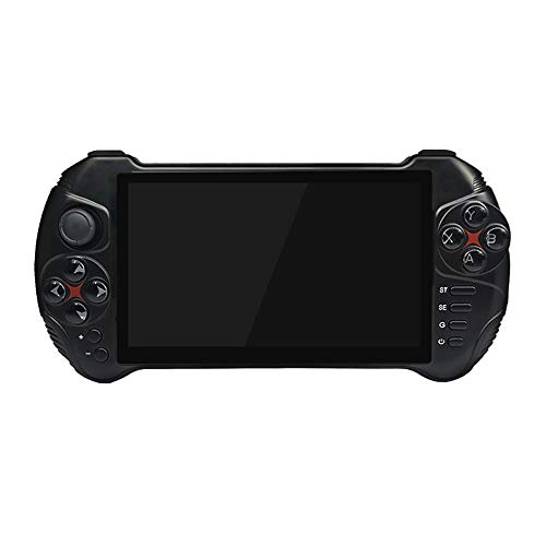 GoolRC X15 Android Handheld Game Console WiFi Video Game Player 5.5-inch Touch Screen MTK8163 Quad Core 2G RAM 32G ROM TF Card Slot BT Connection