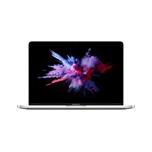 Apple MacBook Pro (13インチ, Touch Bar, 1.4GHzクアッドコアIntel Core i5, 8GB RAM, 256GB) - シルバー ...
