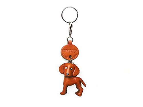 Weimaraner Small Keychain Vanca craft-collectible Keyring Made in Japan