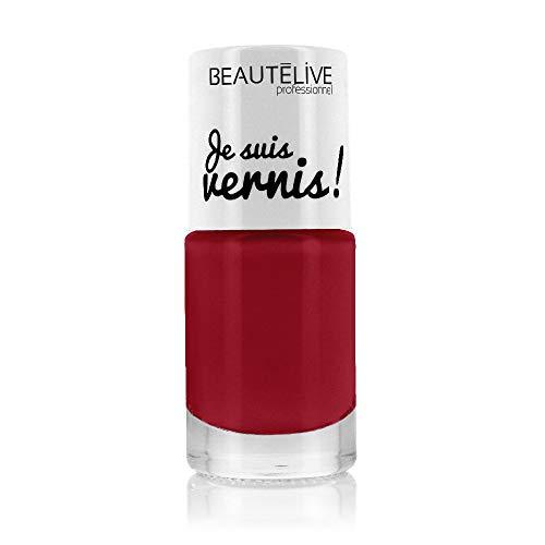 Vernis à ongles 16 - Rouge Profond Beautélive