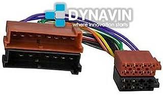 ISO-FORD.1990 - Conector iso universal para instalar radios en Ford, Jaguar, Lincoln, Mazda, Mercury y Nissan.