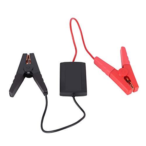 EBTOOLS Probador de batería de coche Analizador de duración de batería de automóvil Smart Bluetooth 4.0 Detector de resistencia de capacidad Herramienta de prueba de coche Universal