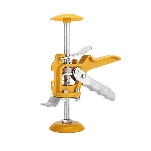 styleinside Fliesenwerkzeug, Fliesenrichtmaschine, Höhenregler Fliesenhalter Wand Keramikfliesen Nivellierungshöhenfinder