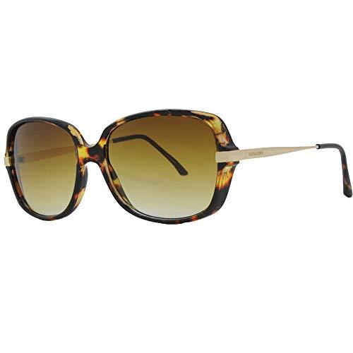 Óculos de sol, Iommi, Cavalera, Retangular, Feminino, Tartaruga, Único
