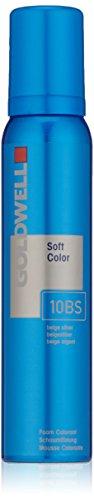 Goldwell Colorance Soft Color Schaumtönung 10BS, beigesilber, 1er Pack, (1x 125 ml)