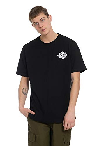 The Bigger Homie Tee - T-Shirt - Black - S