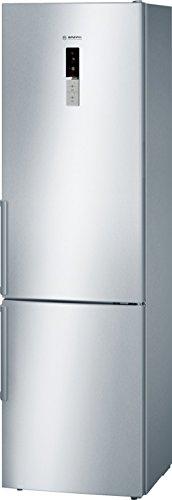 Bosch KGN39XI42 Serie 6 Kühl-Gefrier-Kombination / A+++ / 179 kWh/Jahr / 269 Liter Kühlteil / 86 Liter Gefrierteil / 201 cm Höhe / Edelstahl / Kühlt sparsam