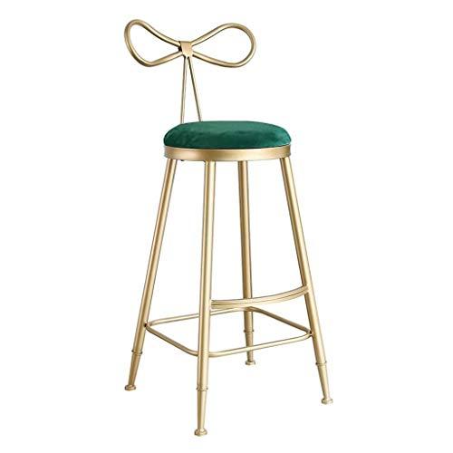 NJ barkruk barkruk keuken barkruk moderne hoogte gestoffeerde barstoel barkruk barkruk fluweel stoelen bistrobar keukenmeubelen zithoogte 45/65/75C 75cm(29.5 Inch)