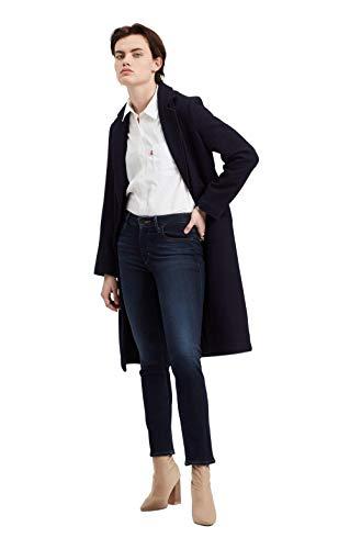 Levi's 712 Slim Jeans Femmes London/Indigo - IT 38 (US 24/32) - Jeans Slim