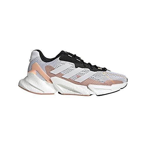 adidas X9000L4 W, Zapatillas de Running Mujer, NEGBÁS/FTWBLA/RUBAMB, 41 1/3 EU