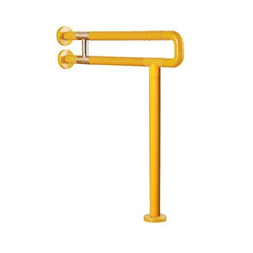 Ljf U-förmige barrierefreie Nylon-Beinarmlehne Toilette/Toilette/Bad/Waschtisch Waschbecken/Handlauf Ältere Behinderte