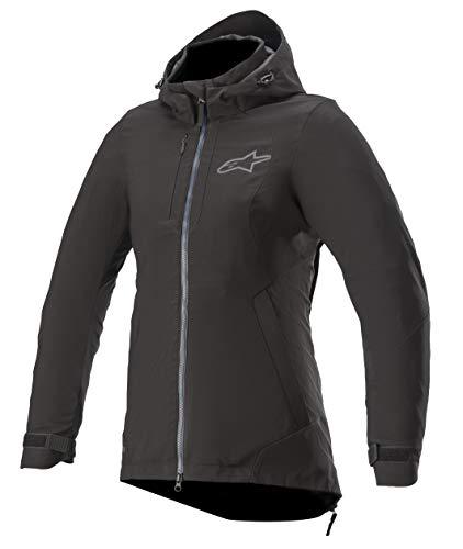 Alpinestars Chaqueta moto Stella Moony Drystar Jacket Black, BLACK, L