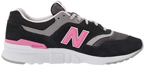 New Balance womens 997h V1 Sneaker, Magnet/Lollipop, 10 US