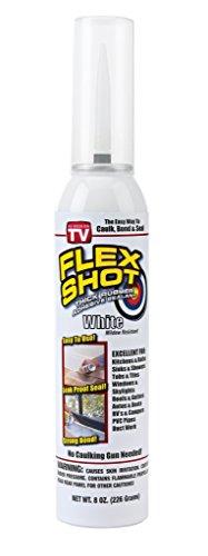 Flex Shot White,8 oz