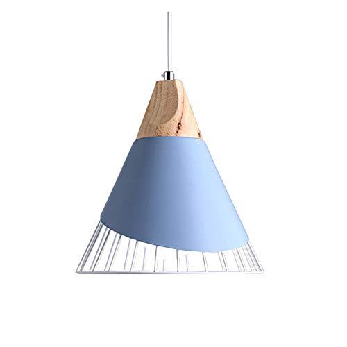 Suspension Luminaire Le Fer Lampe de Plafond Industriel Plafonnier Chambre Decoration De Maison Vert foncé