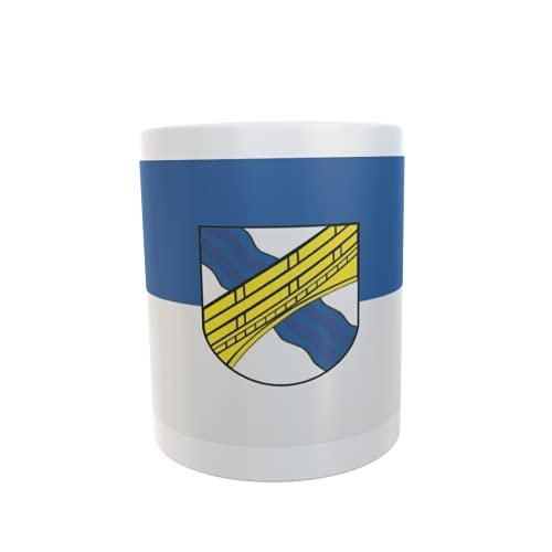 U24 Tasse Kaffeebecher Mug Cup Flagge Lippetal